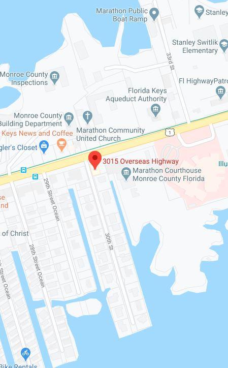 map to marathon branch office