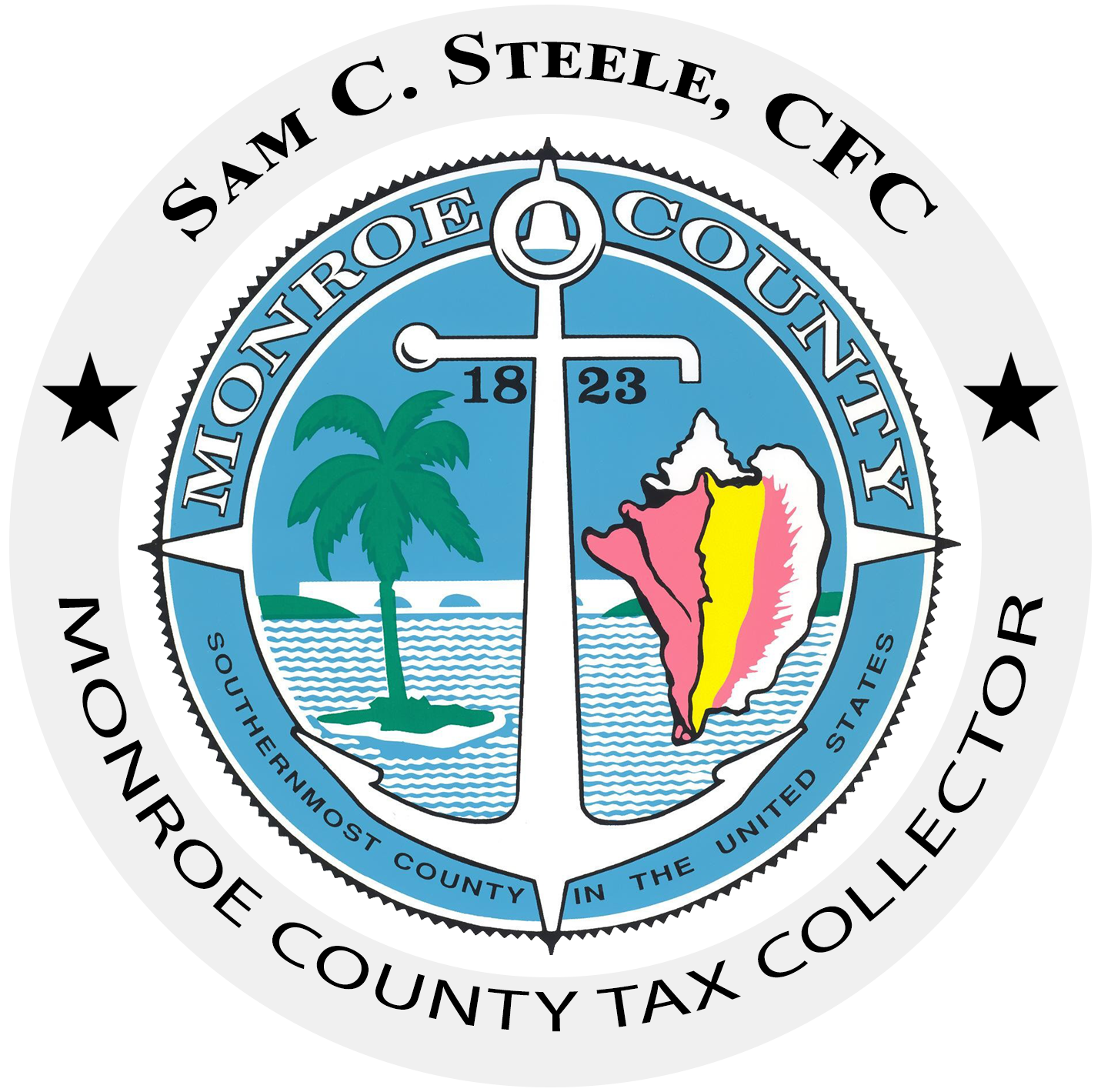 Monroe County Tax Collector Logo